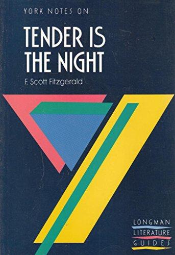 Tender Is the Night By G.L. Schwenker