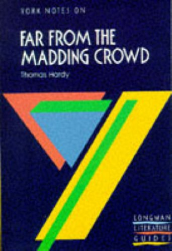 "Thomas Hardy, ""Far from the Madding Crowd"" By B. Murray"