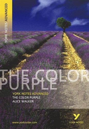 The Color Purple: York Notes Advanced By Neil McEwan