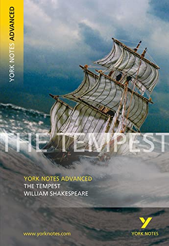 Tempest: York Notes Advanced: William Shakespeare by Professor Loreto Todd