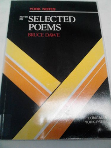 Notes on Selected Poems of Bruce Dawe By Kenneth L. Goodwin