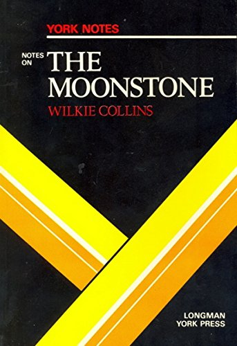 "The Notes on Collins' ""Moonstone"" By Edited by James Acheson"