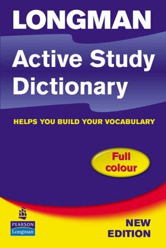 Longman Active Study Dictionary of English 4E Paper