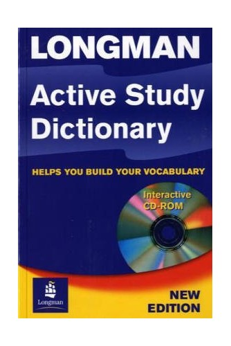 Longman Active Study Dictionary of English 4E Paper By Longman