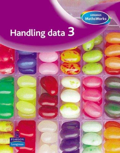 Longman MathsWorks: Year 3 Handling Data Pupils' Book By Tony Cotton