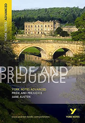 Pride and Prejudice: York Notes Advanced By Jane Austen