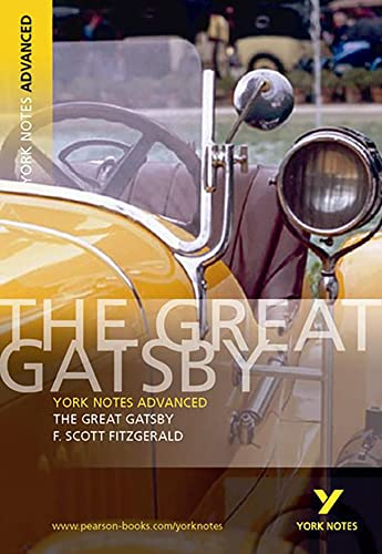 The Great Gatsby By F. Fitzgerald