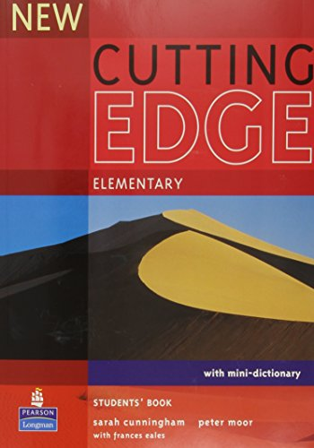 New Cutting Edge Elementary Students' Book By Sarah Cunningham