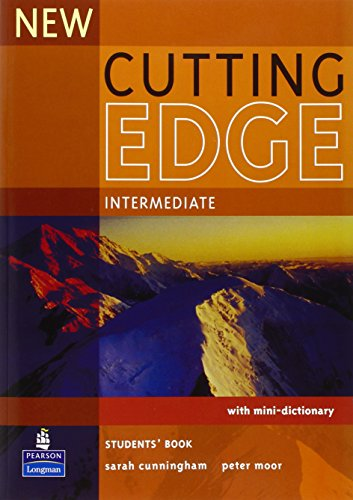 New Cutting Edge Intermediate Students' Book by Sarah Cunningham