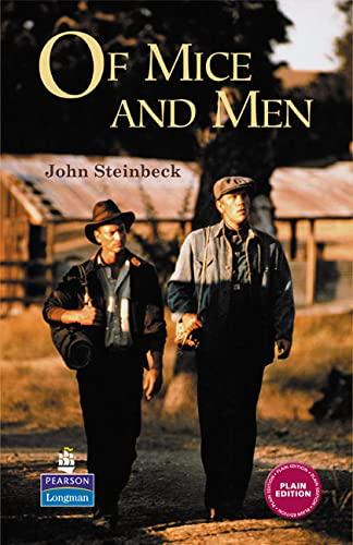Of Mice and Men (without notes) By J. Steinbeck