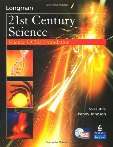 Science for 21st Century Foundation Student Book & ActiveBook CD By Penny Johnson