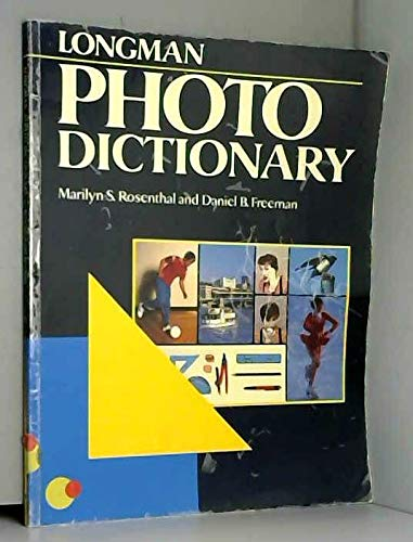 Longman Photo Dictionary By Marilyn S. Rosenthal