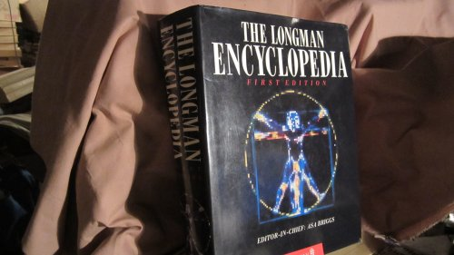 The Longman Encyclopaedia by Asa Briggs