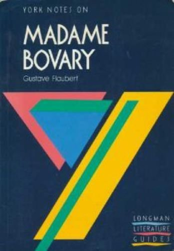 Madame Bovary By Alastair B. Duncan