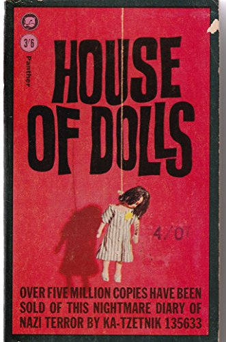 House of Dolls By Ka-Tzetnik