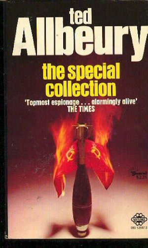 Special Collection By Ted Allbeury