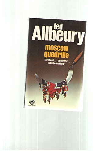 Moscow Quadrille By Ted Allbeury