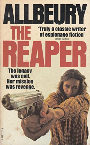 The Reaper By Ted Allbeury