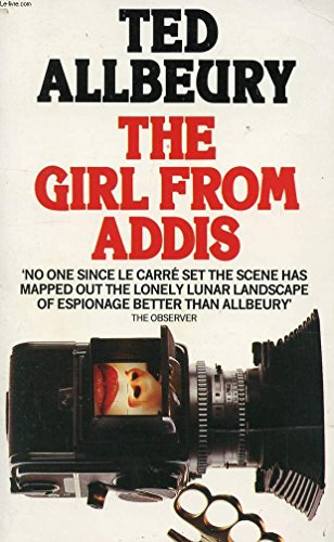 Girl from Addis By Ted Allbeury