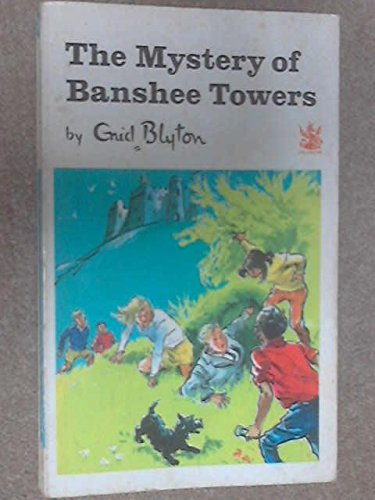 The Mystery of Banshee Towers (The Dragon Books) by Blyton, Enid Paperback Book