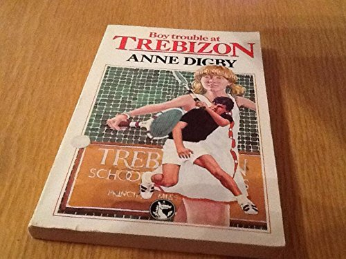 Boy Trouble at Trebizon By Anne Digby