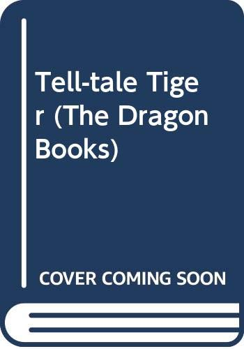 Tell-tale Tiger By Allan Ahlberg