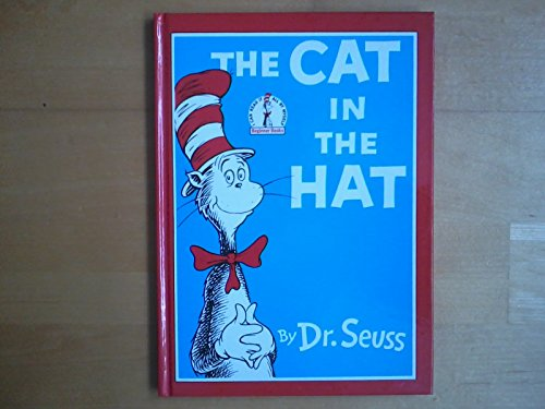 Cat in the Hat HB by Dr. Seuss