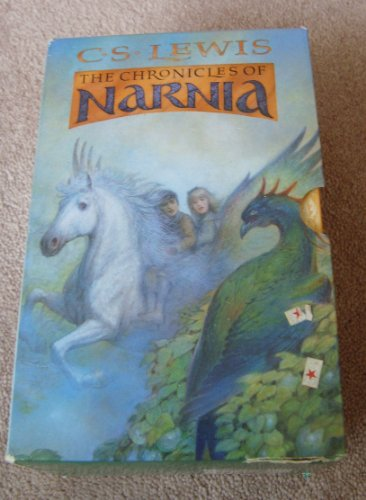 The Chronicles of Narnia Box Set (Chronicles Of Narnia) By C S Lewis