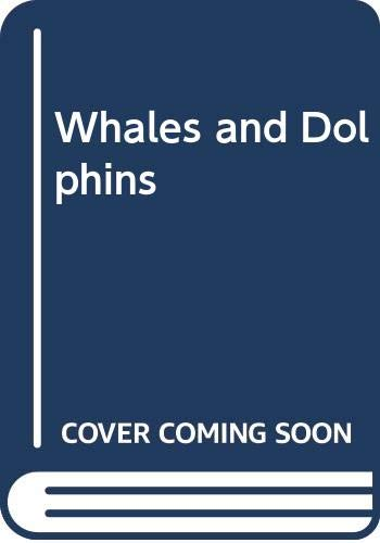 Whales and Dolphins By Carwardine Mark