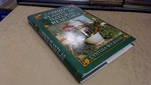 Common Plants as Natural Remedies By Cynthia Wickham