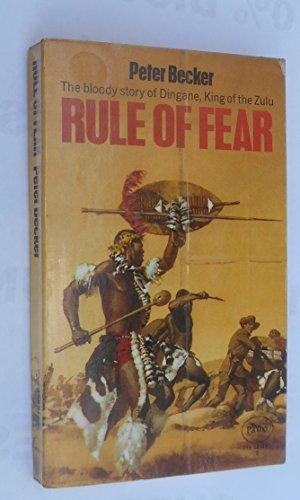 Rule of Fear By Peter Becker