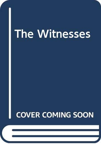 The Witnesses By Anne R. A. Holden