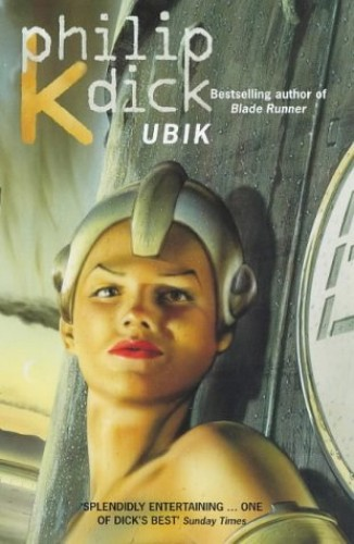 Ubik-Panther-Science-Fiction-by-Dick-Philip-K-Paperback-Book-The-Cheap-Fast