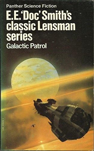 """Galactic Patrol By E. E.""""Doc"""" Smith"""