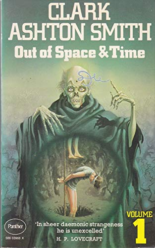 Out of Space and Time By Clark Ashton Smith