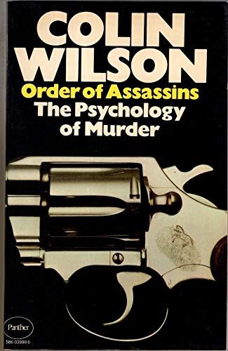 Order of Assassins By Colin Wilson