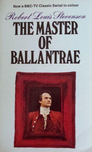 Master of Ballantrae By Robert Louis Stevenson