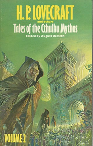 Tales of the Cthulhu Mythos By H. P. Lovecraft