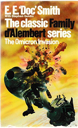 "The Omicron Invasion By E. E.""Doc"" Smith"
