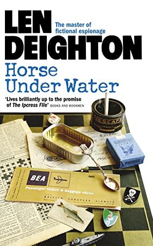 Horse Under Water by Len Deighton