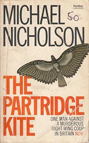 Partridge Kite By Michael Nicholson