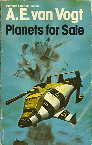 Planets for Sale By A. E. van Vogt