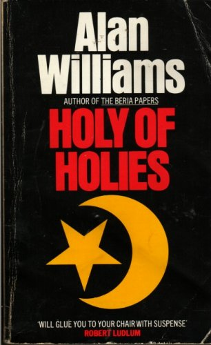 Holy of Holies By Alan Williams
