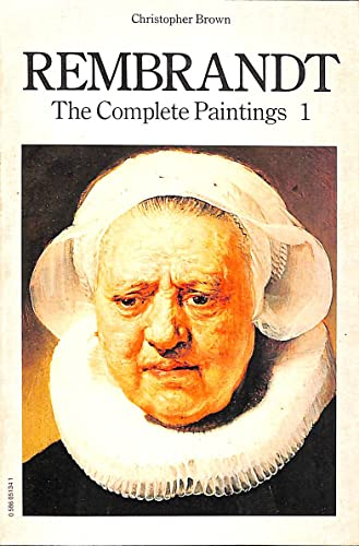 Complete Paintings By Rembrandt