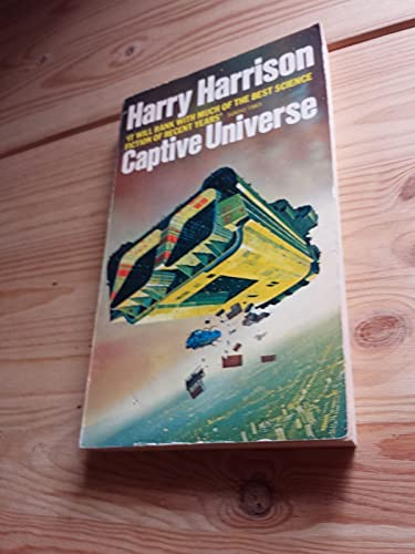 Captive Universe By Harry Harrison