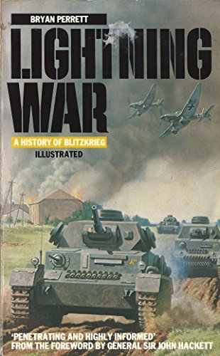 Lightning War By Bryan Perrett