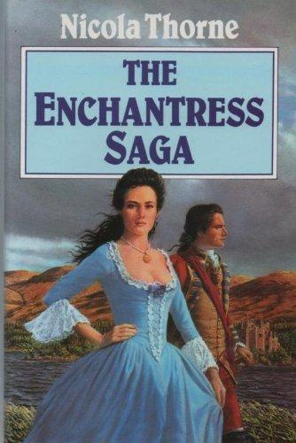 Enchantress Saga By Nicola Thorne