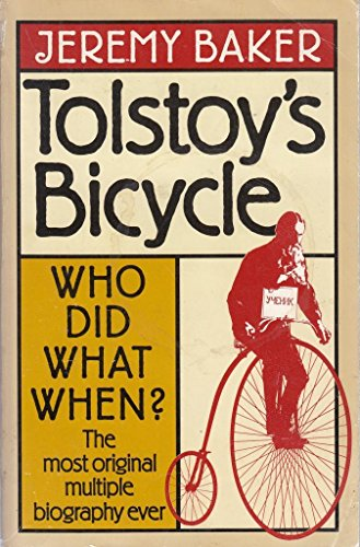 Tolstoy's Bicycle By Jeremy Baker