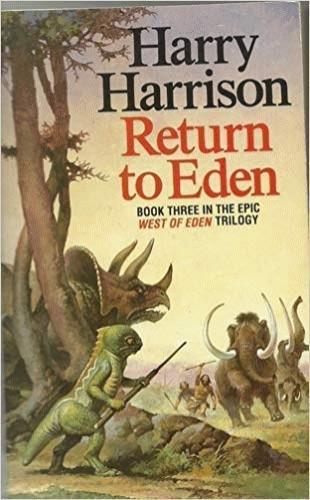 Return to Eden By Harry Harrison