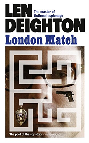 London Match (Samson) By Len Deighton